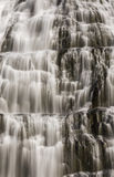 Detail of Fjallfoss Waterfall on Iceland Stock Photography