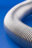 Detail of flexible tube Royalty Free Stock Image