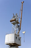 Detail from a Floating Crane Stock Photos