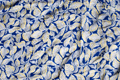 Floral fabric stock images