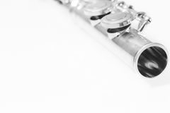 Detail of flute Stock Images