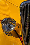 Detail 1934 Ford Stock Image