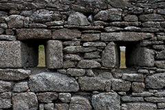 Detail of Fort du Cabellou, Southern Brittany Stock Photography