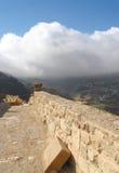 Detail of Fortress of Kerak Stock Images