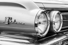 Detail of the full-size car Buick LeSabre Royalty Free Stock Photos