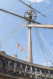 Detail of Galleon Neptune Stock Images