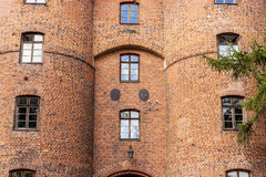 Detail of gate to Frombork fortification. Royalty Free Stock Photos