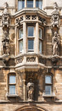 Detail of gatehouse of Gonville and Caius College. Cambridge Stock Photography