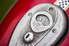 Detail of gauge Royalty Free Stock Photography