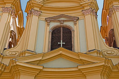 Detail of German Dome from Timisoara, Romania Stock Photos