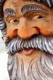 Detail of gnome Royalty Free Stock Photo