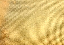 Detail of golden wall Royalty Free Stock Image