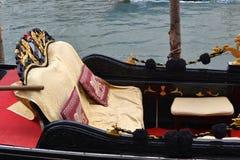 Detail of a gondola Royalty Free Stock Photos