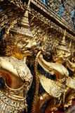 Detail of Grand Palace Stock Photo