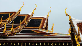 Detail of Grand Palace Stock Image