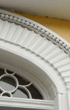 Detail of Greek Revival Door Surround Royalty Free Stock Photo
