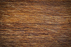 Detail of grunge wooden cuttingboard, texture Stock Image