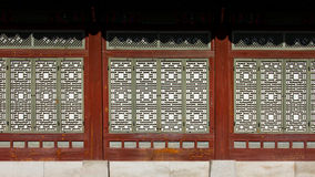Detail - Gyeongbokgung Palace Royalty Free Stock Images