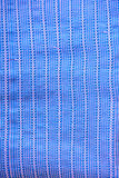 Detail of hand woven. Cotton fabric texture stock photos