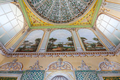 Detail of Harem Ceiling Royalty Free Stock Photography