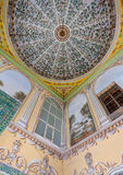 Detail of Harem Ceiling Royalty Free Stock Image