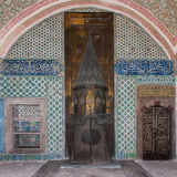 Detail of Harem Room Royalty Free Stock Photo