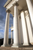 Detail of helsinki cathedral Royalty Free Stock Photo