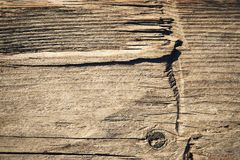 Detail hewn old wooden boards. Abstract background detail hewn old wooden boards Royalty Free Stock Photos