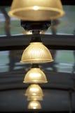Detail historic tram in milan Stock Image