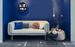 Detail of home interior furniture Royalty Free Stock Image