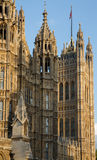 Detail Houses of Parliament Royalty Free Stock Image