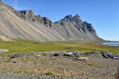 Iceland landscape Stock Photos