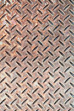 Checkerplate Steel Royalty Free Stock Photography