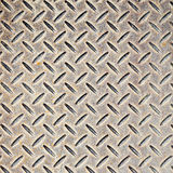 Checkerplate Steel Royalty Free Stock Images