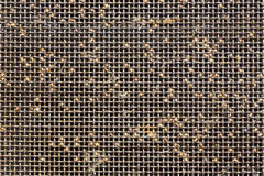 Detail of industry sieve - background Stock Photography
