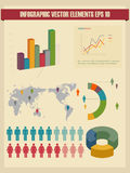 Detail infographic vector illustration. Stock Photo