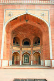 Detail  inside of The Red Fort Stock Photos