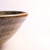 Detail of Japanese handmade pottery merchandise from Tokoname. Royalty Free Stock Photo