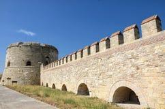 Detail From Kilitbahir Castle, Canakkale, Turkey Royalty Free Stock Photos