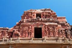 Detail of Krishna temple Stock Photos