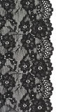 Detail of lace border Stock Photography
