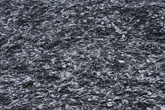 Detail landscape image of slate quarry at Dinorwig Slate Mine in Snowdonia for use as background stock photography