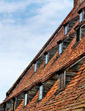 Detail of the Large Mill of Gdansk Stock Photo