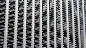 Detail of a Radiator Stock Photos