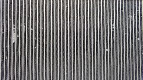 Detail of a truck Radiator Royalty Free Stock Photos