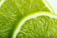 Detail of lime Royalty Free Stock Images