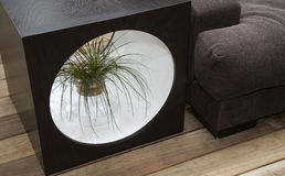 Detail of a living room Stock Photos