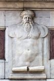 Detail at the Loggia dei Lanzi in Florence Stock Photography
