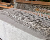 Detail of Loom Stock Photos
