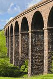 Detail of Lowgill Viaduct Royalty Free Stock Images